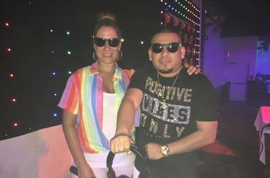 Sábados Ardientes en Galaxy Night Club junto a Dj Solido.