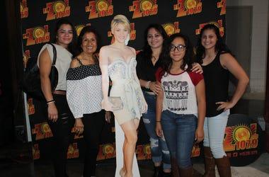 El Zol en el Concierto de Shakira