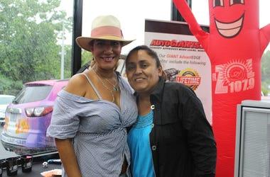 Patricia De Lima en Auto Giants