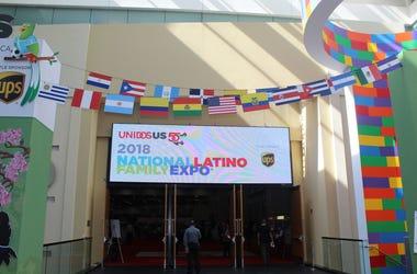 El Zol en la Feria Nacional de La Familia Latina