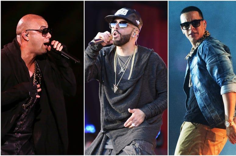 Wisin Yandel Daddy Yankee