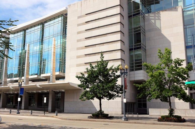 The Walter E. Washington Convention Center