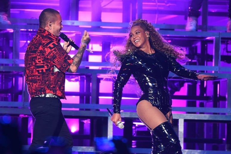 J Balvin y Beyoncé en Coachella 2018