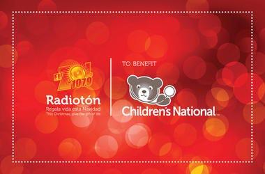 El Zol 107.9 Radiothon for Children's National Hospital