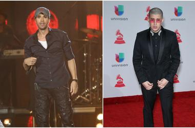 Enrique Iglesias and Bad Bunny