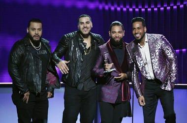Aventura Billboard Latin Music Awards
