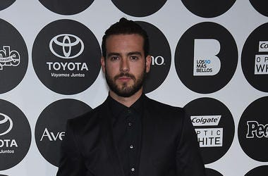 Pablo Lyle attends the People En Espanol's '50 Most Beautiful' 2015 Gala on May 12, 2015 in New York City.
