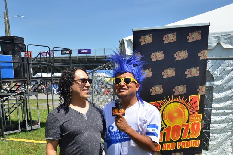 Chepe habla con Francisco Lemus en Verano Zol 2019.