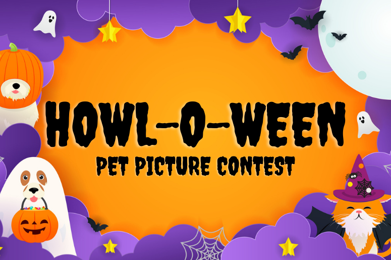 Howl-O-Ween Pet Picture Contest