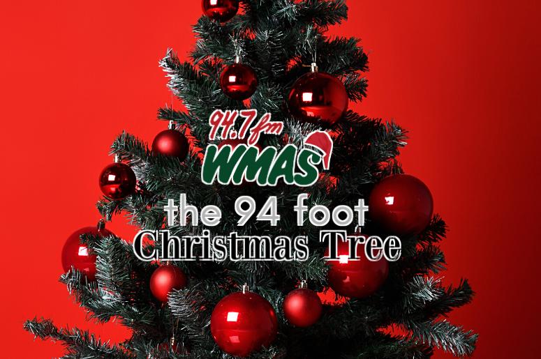 WMAS 94 Foot Christmas Tree
