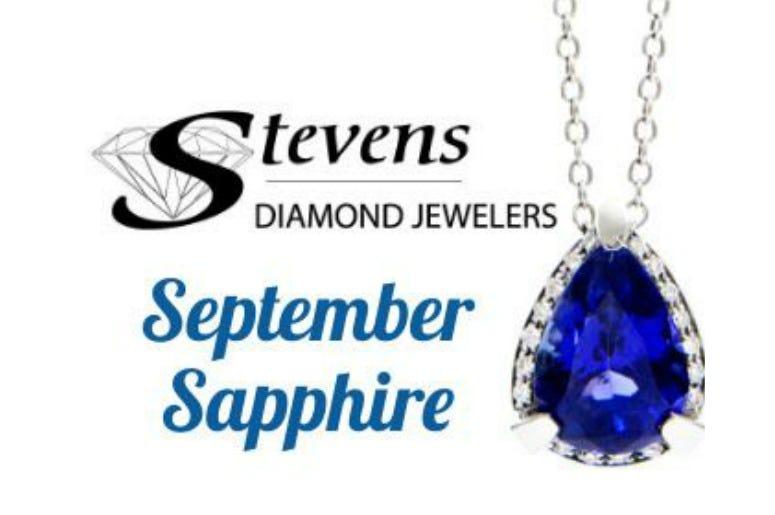 Steven Diamond Jewelers September Sapphire Contest