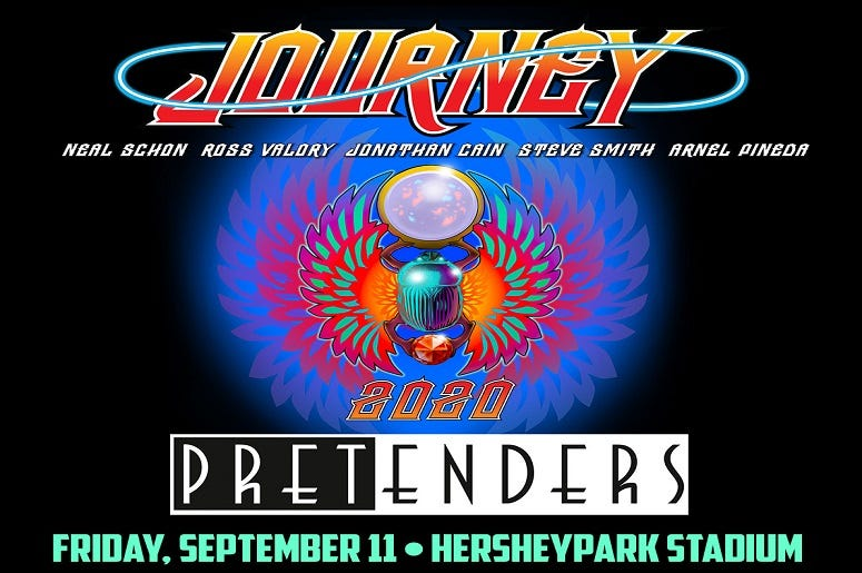 Journey / Pretenders