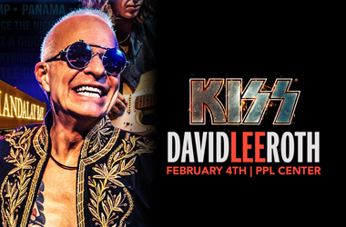 Kiss with David Lee Roth