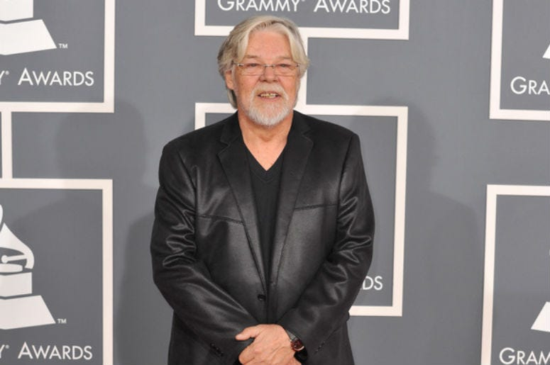 Bob Seger at the 54th Annual Grammy Awards at the Staples Centre, Los Angeles. February 12, 2012 Los Angeles, CA Picture: Paul Smith / Featureflash