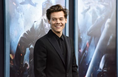 """Singer-Actor Harry Styles attends the """"DUNKIRK"""" US Premiere at the AMC Loews Lincoln Square 13 in New York"""