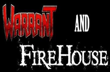 Warrant FireHouse