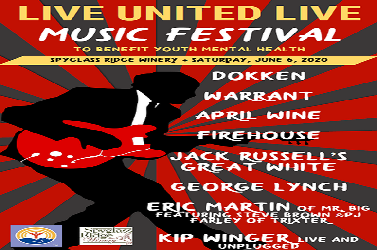 Live United Live Music Festival