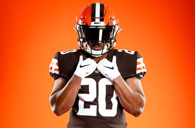 New Cleveland Browns jerseys
