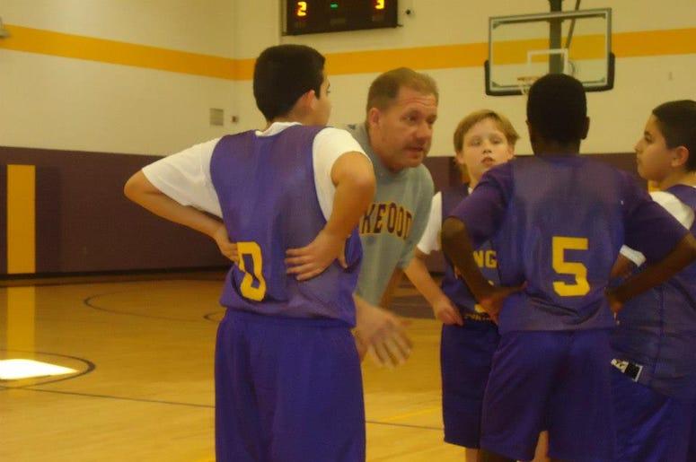 Coach Holyko Knows Basketball