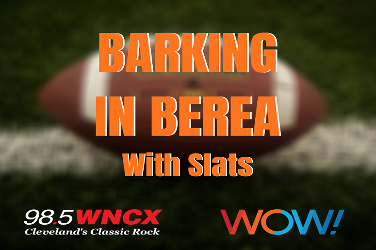 Barking in Berea sponsored by WOW Internet