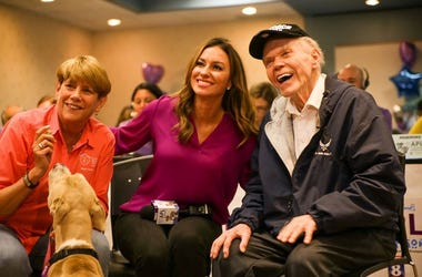Dick Goddard at the 5th Annual Dick Goddard Telethon at the Cleveland APL