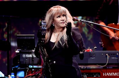 Stevie Nicks of Fleetwood Mac