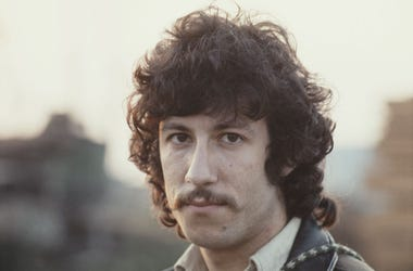 Peter Green, guitarist and co-founder of rock band Fleetwood Mac, circa 1968