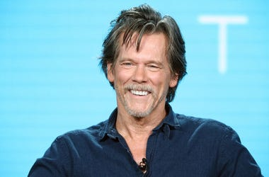 Kevin Bacon of the television show 'City on a Hill' speaks during the Showtime segment of the 2019 Winter Television Critics Association Press Tour