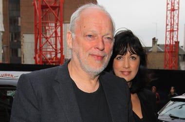 David Gilmour, Polly Samson