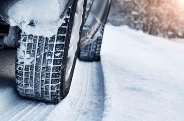 Snow Roadway