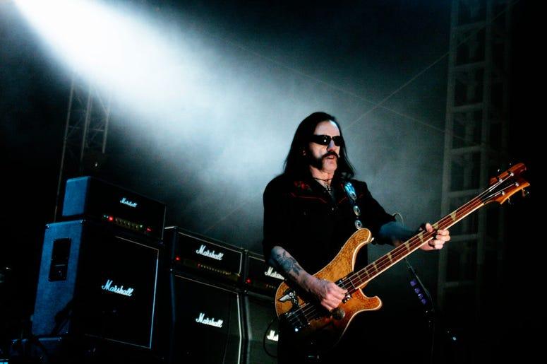 Lemmy Kilminster of Motorhead