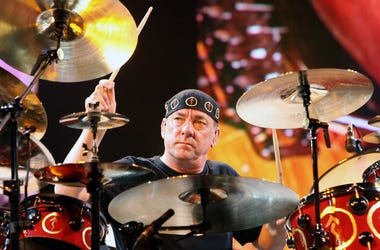 Us Army Band Neil Peart Tribute