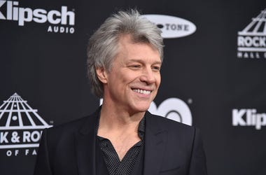 CLEVELAND, OH - APRIL 14: Inductee Jon Bon Jovi attends the 33rd Annual Rock & Roll Hall of Fame Induction Ceremony at Public Auditorium on April 14, 2018 in Cleveland, Ohio. (Photo by Theo Wargo/Getty Images For The Rock and Roll Hall of Fame)