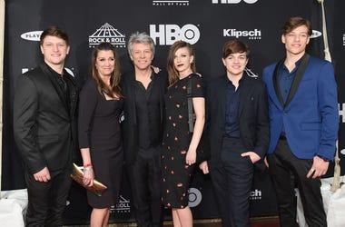 Bon Jovi Family