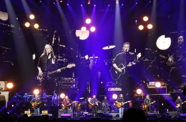 The Eagles in Cleveland