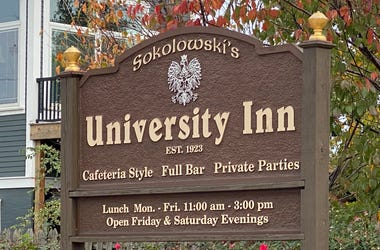 sokolowskis sign