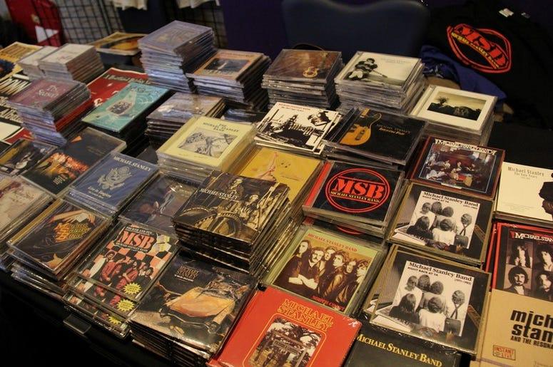 Michael Stanley albums