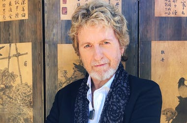 Jon Anderson of Yes