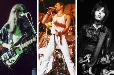 Lee, Mercury, Jett