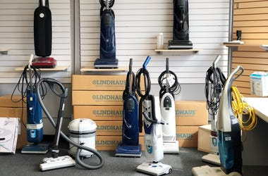 Sew N Vac can repair or service just about every make and model of vacuum cleaner. Sewvacphoto4 Sew N Vac can repair or service just about every make and model of vacuum cleaner.