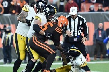 Browns, Steelers
