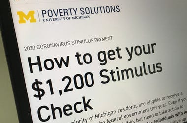 Low income households may need to take extra steps to get their stimulus cash or recovery rebates more quickly. If not, some could wait up to five months for checks, experts say. The University of Michigan Poverty Solutions has a web site to help get the