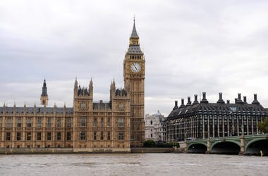 Oct 23, 2009; London, ENGLAND; General view of the Houses of Parliament, Big Ben clock tower and the River Thames. Mandatory Credit: Kirby Lee/Image of Sport-USA TODAY Sports