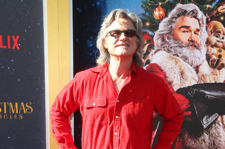 Kurt Russell Plays Sexy Santa, Internet Freaks Out   98.5 WNCX