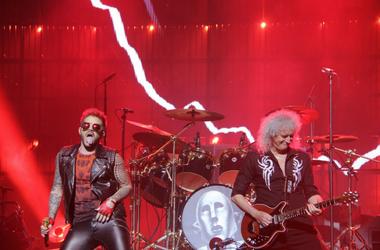 The Story Behind Queen + Adam Lambert