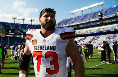 Joe Thomas retires