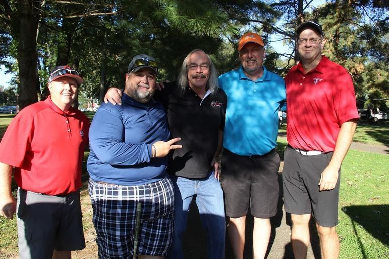 98.5 WNCX Golf Classic Team Photos - September 15, 2017