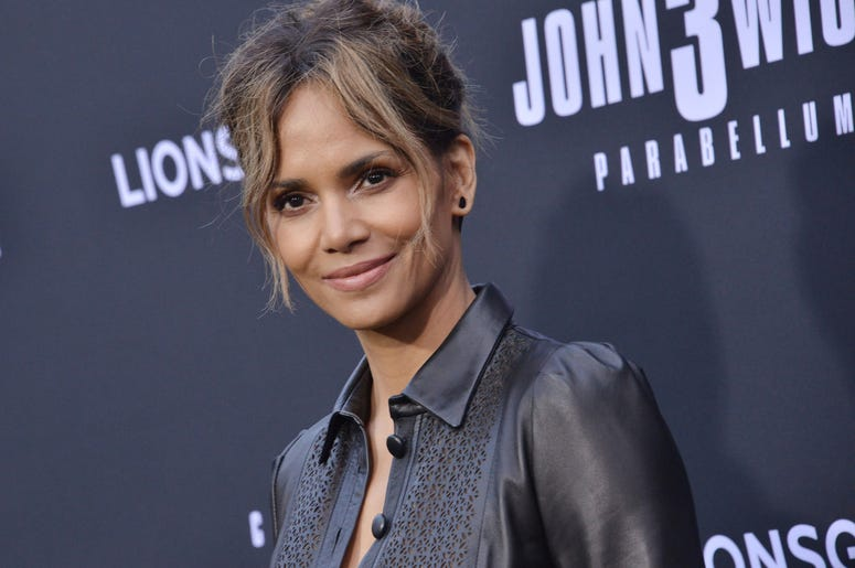 """Halle Berry arrives at Lionsgate's """"John Wick: Chapter 3 - Parabellum"""" Los Angeles Special Screening held at the TCL Chinese Theater in Hollywood, CA on Wednesday, May 15, 2019."""