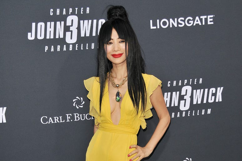 """Bai Ling arrives at Lionsgate's """"John Wick: Chapter 3 - Parabellum"""" Los Angeles Special Screening held at the TCL Chinese Theater in Hollywood, CA on Wednesday, May 15, 2019."""