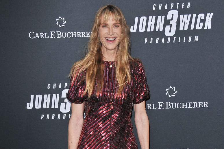"""Kelly Lynch arrives at Lionsgate's """"John Wick: Chapter 3 - Parabellum"""" Los Angeles Special Screening held at the TCL Chinese Theater in Hollywood, CA on Wednesday, May 15, 2019."""